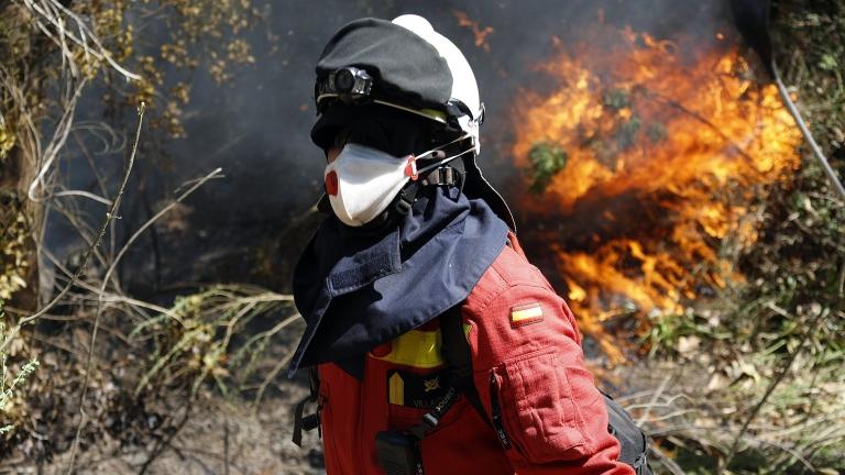 Щетите от горските пожари в Чили са за $333 млн.
