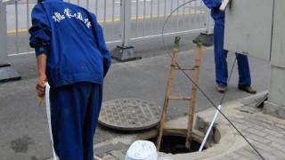 Смъртна присъда очаква крадци на капаци на шахти в Китай