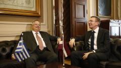 Гърция не иска конфликт нито със САЩ, нито с Русия