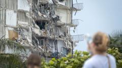 Спасителните операции в Маями са спрени заради ураган