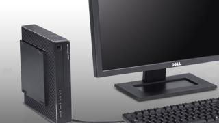 Най-малкият настолен РС идва от Dell