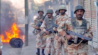 3-ма цивилни и 60 сепаратисти убити в Пакистан