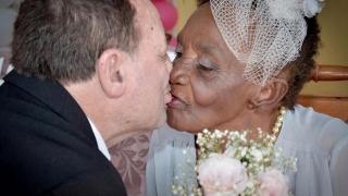 106-годишна бразилка се сгоди