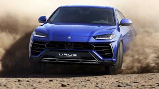 Lamborghini представи новия Urus (СНИМКИ)