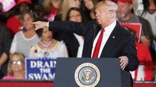 Тръмп атакува предизборно демократите от Флорида