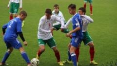 Юношите на България с две контроли срещу Македония