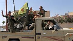 """Тръмп обяви: """"Ислямска държава"""" е 100% разгромена в Сирия"""