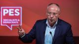 Станишев спряган за председател на Европейския парламент