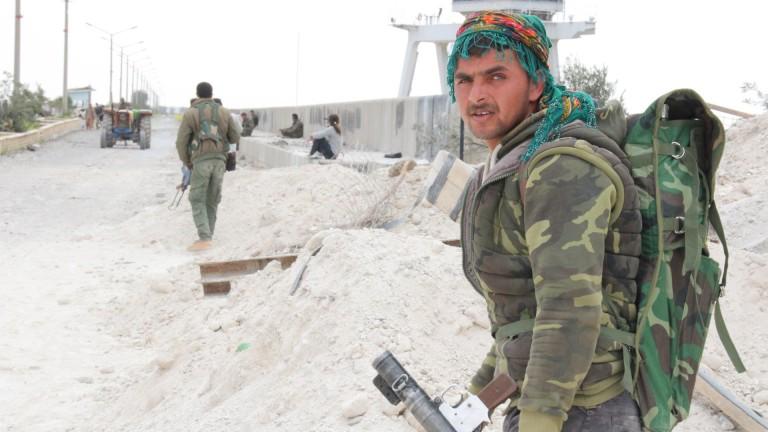 Коалицията на САЩ убила над 220 цивилни в Ракка