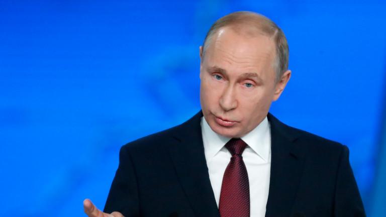 Малко преди анексирането на Крим руският опозиционери Алексей Навални се