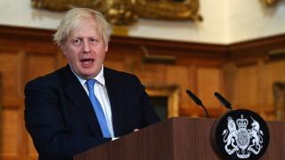 Борис Джонсън обявява разхлабване на COVID-19 мерките в Англия
