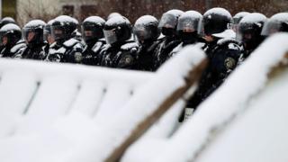 """Руски морски пехотинци готвели нахлуване в Севастопол, според """"Свобода"""""""