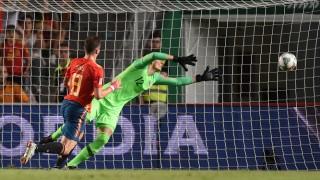Испания - Хърватия 6:0, кошмар за балканците!