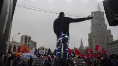 Обискират офиси на движението на опозиционера Навални