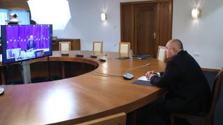 Борисов настоява да не се забавя одобряването на Многогодишна финансова рамка