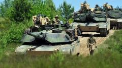 САЩ разполагат догодина бронетанков батальон в България и Румъния