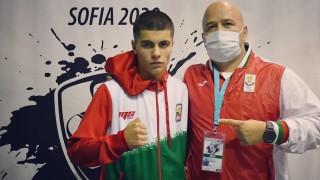 България с първо злато на Европейското по бокс