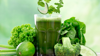 Зелени храни срещу лош дъх