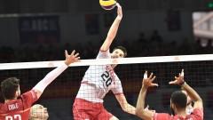 Волейболистите започнаха подготовка за мачовете във Варна