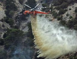 Селскостопански хеликоптер падна край село Крайници