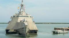 Футуристичниятбоен кораб на САЩ, който е свързан със семейство Бъфет