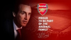 Унай Емери: Надявам се Рамзи да остане в Арсенал