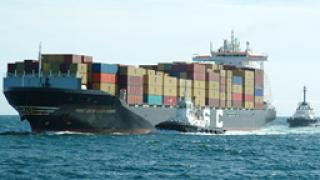 Товарен кораб потъна в Жълто море