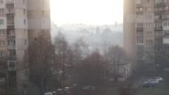 До 4 пъти над нормата е замърсяването на въздуха в София