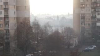 Иззеха 4 камиона боклук, преди да бъде изгорен в София