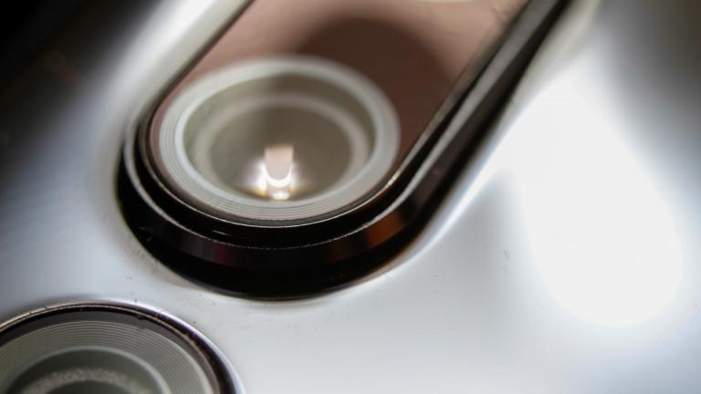 За първи път в телефон: Samsung показа 108MP камера