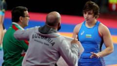 Юлиана Янева със сребърен медал на Европейското първенство по борба