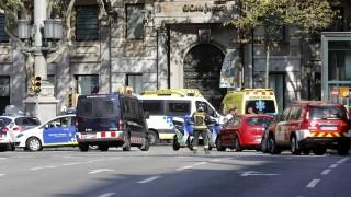 Светът е солидарен към жертвите на атаките в Испания