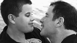 Джон Траволта припомня за мъртвия си син с трогателна снимка