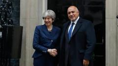 Борисов поиска от Мей стратегическо партньорство на ЕС
