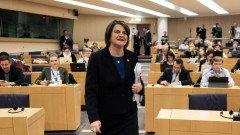 Северноирландските коалиционни партньори на Мей: Не предавай Великобритания