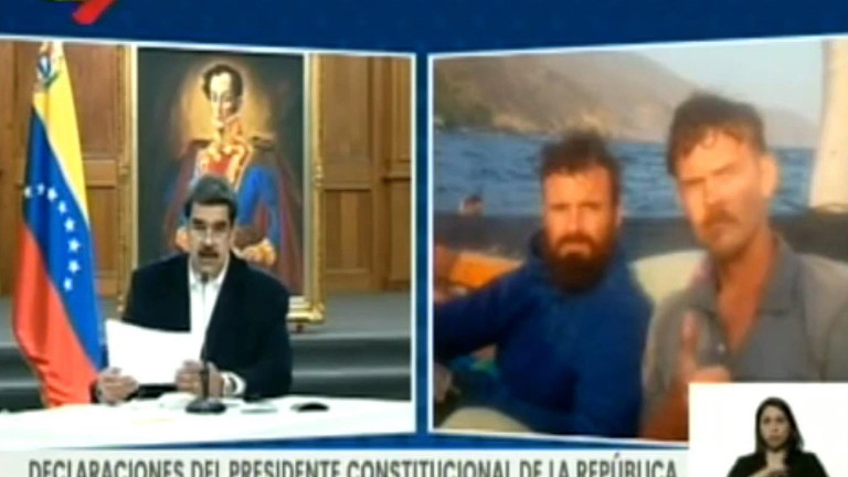 Американски наемник, заловен след неуспешен опит за преврат срещу венецуелския