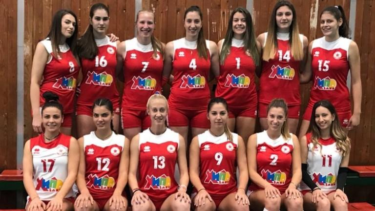 Втора чиста победа на дамския ЦСКА във волейболното първенство