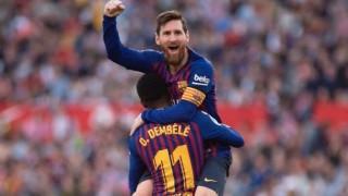 Меси далеч пред Роналдо през сезона до момента - в Шампионска лига и като цяло