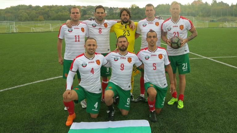 България спечели сребърните медали на първенството на Югоизточна Европа по