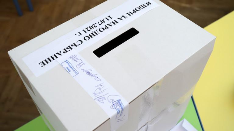 Най-слаб интерес към изборите в Сливен