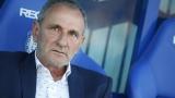 Адмирал Спасов: Поздравявам ЦСКА за посоката, която са избрали при селекцията