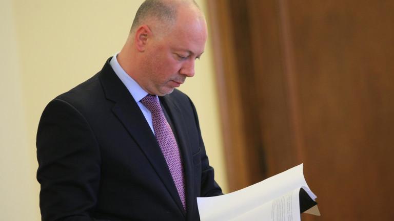 Росен Желязков с нов заместник-министър