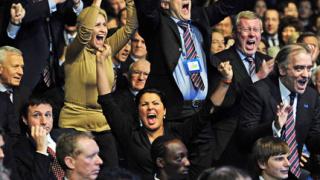 Русия и Катар домакини на световните по футбол през 2018  и 2022 г