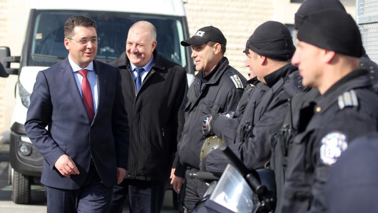 Главсекът на МВР Георги Костов не мисли за оставка