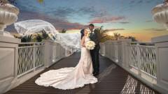 Още снимки от сватбата на сина на Майкъл Джордан и Радина Анева
