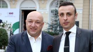 Димитър Бербатов се дипломира и каза: Един ден може да стана министър на спорта