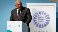 Фиджи: Климатичните промени заплашват оцеляването ни
