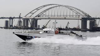 ЕС: Русия да спре да блокира достъпа в Азовско море