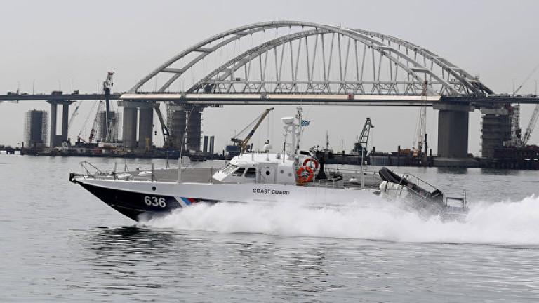 Украйна трябва да патрулира край бреговете на Азовско море, за