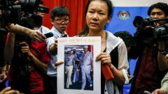 Инцидент причинил изчезването на MH370